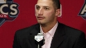 Pettitte on his Game 6 start