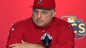 Scioscia on Game 6 rainout