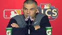 Girardi on Game 6 rainout