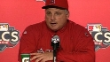 Scioscia on Angels' ALCS loss