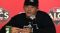 Girardi on Yanks&#039; ALCS victory