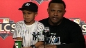 Sabathia on winning ALCS MVP