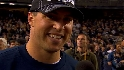 Teixeira on heading to Series