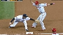 Molina gets Werth at first