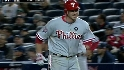 Heart of Phils' lineup hitless