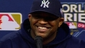 Sabathia on starting Game 4