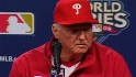 Manuel on Game 3 loss