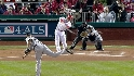 Utley&#039;s three-run homer