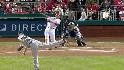 Ibanez&#039;s RBI single