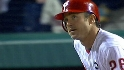 TV, radio calls: Utley's three-run shot