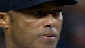 Mariano gets last five outs
