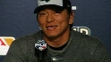 Matsui on winning MVP