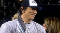 Hideki Matsui is the MVP of the 2009 World Series