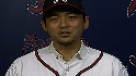 Saito on joining the Braves
