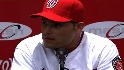 Pudge introduced as Nats catcher