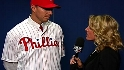 Halladay talks to MLB Network