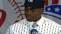 Yankees introduce Granderson in the Bronx