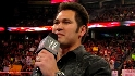 Damon hosts WWE Raw