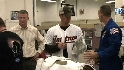 Astros Caravan: Roy&#039;s busy day