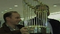 Brian Cashman speaks in Tokyo
