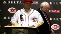 Cabrera on signing with Reds