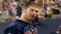 Mauer on playing for the Twins