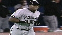 Frank Thomas homers in 1993 ALCS