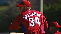 Halladay starts camp with Phils
