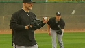 Peavy, Buehrle readying for 2010