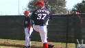 Network on Strasburg's workload