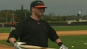 Scott, Reimold on Orioles' camp