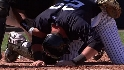 Cervelli&#039;s injury