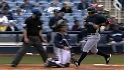 Moore&#039;s RBI single