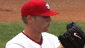 Strasburg scoreless in debut