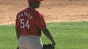 Chapman&#039;s strong outing