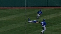 Podsednik's amazing catch