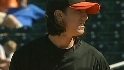 Lincecum goes four innings
