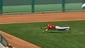 Gomes' diving catch