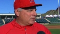 Scioscia on Angels' versatility