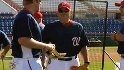 Nats counting on Marquis, bats