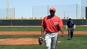 Chapman's Minor League outing