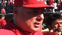 Mike Scioscia on Scott Kazmir