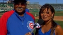 Hall of Famer Billy Williams