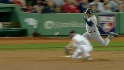 Jeter reaches on error