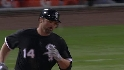 Konerko crushes a homer