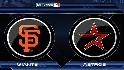 Recap: SF 10, HOU 4