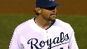 Hochevar's scoreless start