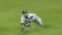 Gutierrez&#039;s diving catch