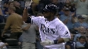 Aybar's two-run homer