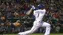 Rangers' four-run sixth